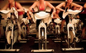 Spinning Class... again