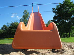 300px-Playground_slide_close-up